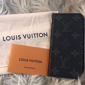 NWT Louis Vuitton phone cover/case iPhone 6/7/8